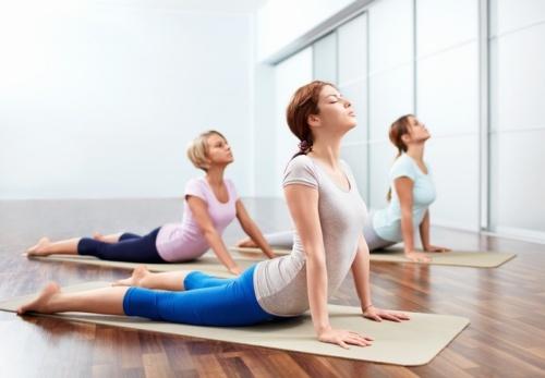 Аганда йога - открытые занятия по йоге для новых участников в Москве в центре аюрведы и йоги Керала