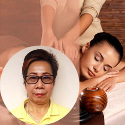 New Thai massage therapist Napassorn Manuel works at Kerala center